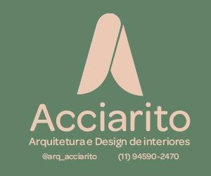 ACCIARITO ARQUITETURA